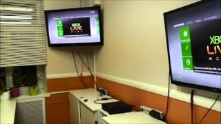 Активный разветвитель HDMI сигнала на 2 телевизора(Очень компактный, активный HDMI разветвитель на два ТВ, монитора, проектора ( http://besprovodnoe.ru/aktivniy_razvetvitelsplitter_hdmi__1_..., 2012-11-27T17:23:03.000Z)