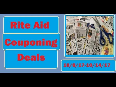 Rite Aid Couponing Deals-...