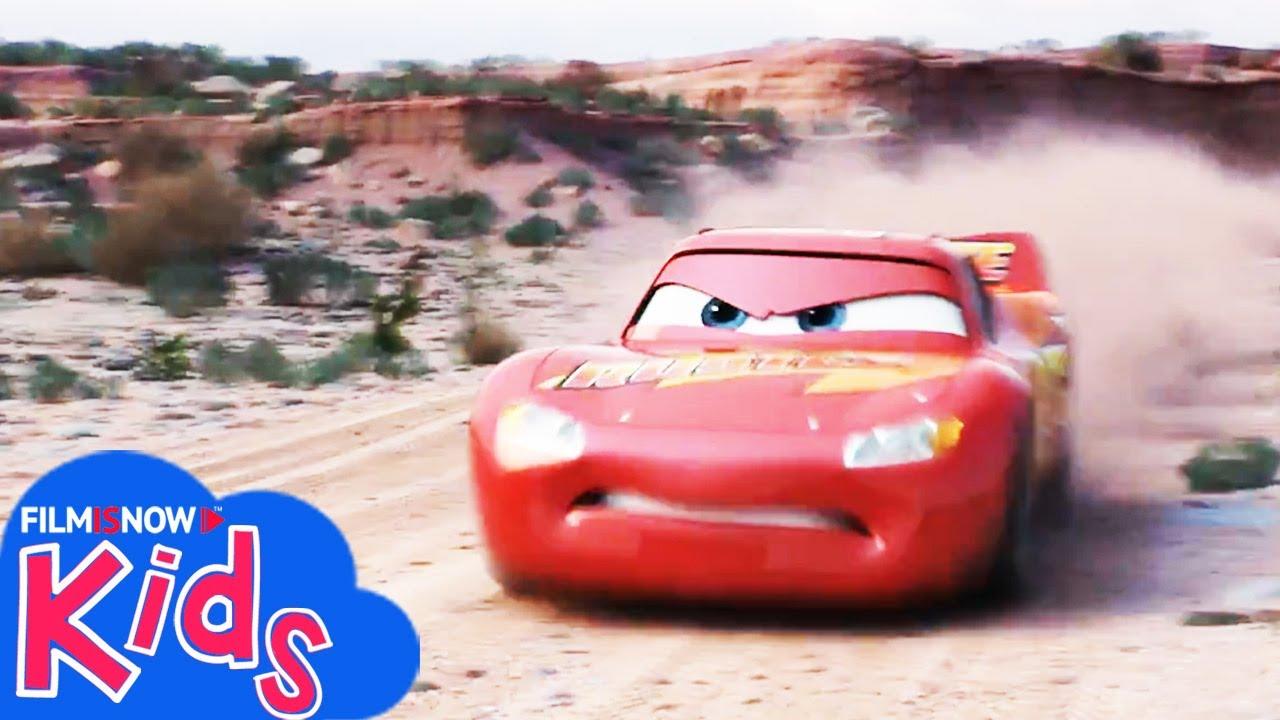 CARS 3 | Arriva la Nuova Generazione di macchine da corsa!