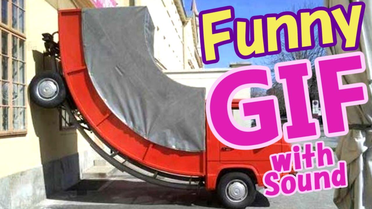 【面白い 映像 GIF】ミラクルで笑える!珍プレー好プレー!? おもしろい人や動物たちの爆笑GIF動画特集 第5弾!! Better of  Humorous Movies #23