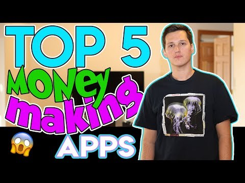 [TOP 5] Best Apps That Will Make You MONEY!