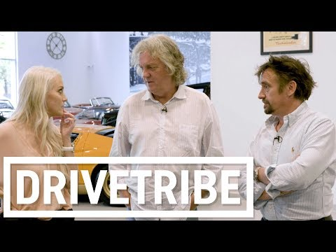 Richard Hammond & James May Meet Supercar Blondie