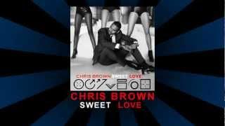 Chris Brown - Sweet Love Instrumental