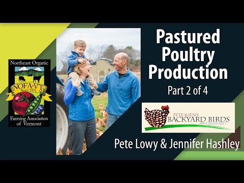 Pastured Poultry Production Part 2 of 4
