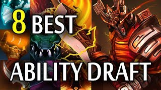 8 Best Build Ability Draft in the Dota 2 History (Part 7)