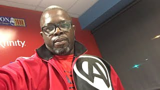 Watch The WVON Morning Show with Maze Jackson and Charles Thomas... Today Super Ticket Writer!