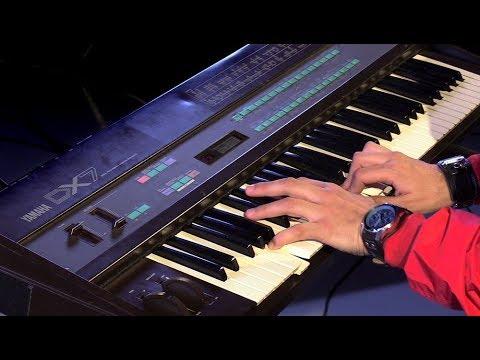 The Original Yamaha DX7 Vintage Synthesizer