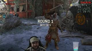 FOR HONOR - Peace Keeper vs Warden! - FANTASTIC DUELS!