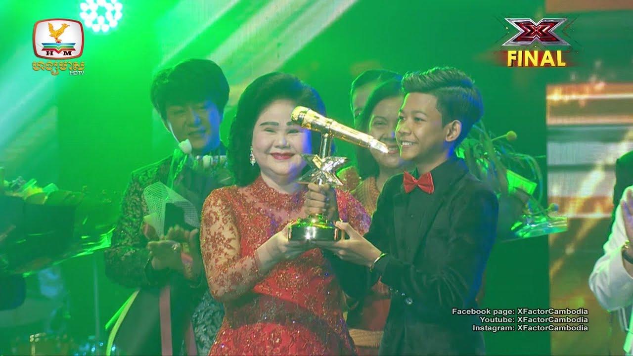 នេះជាវគ្គ ដ៏រំភើប ជាវគ្គដែលគ្រប់គ្នារង់ចាំ ចង់ដឹង ចង់ឃើញ - X Factor Cambodia - Live Show - Finial