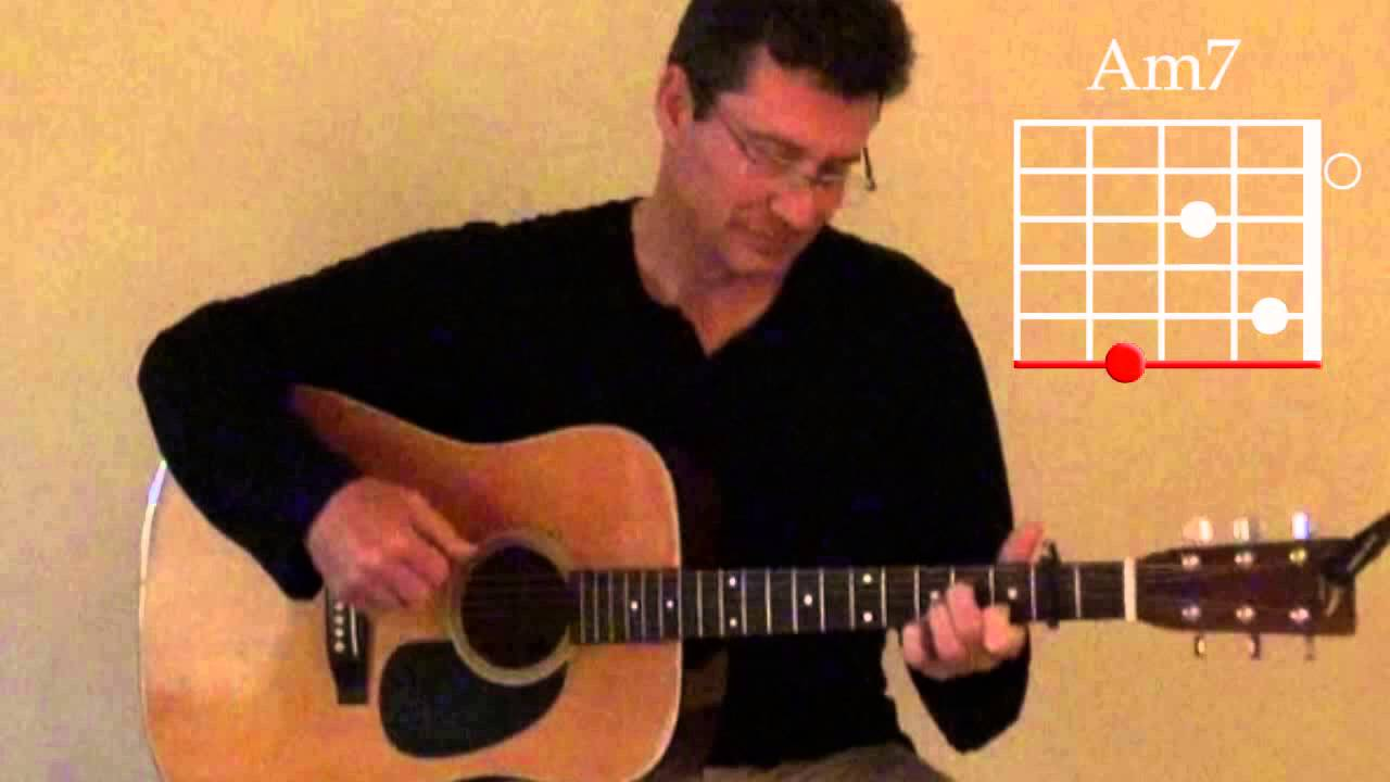 Friends In Low Places Garth Brooks Guitar Tutorial Youtube