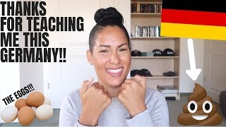 THINGS I HAVE LEARNED FROM LIVING IN GERMANY AND YOUTUBE