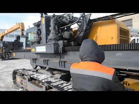 Буровая установка горизонтально-направленного бурения (ГНБ) XCMG XZ680A