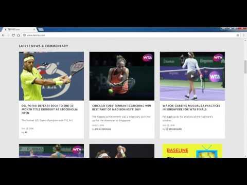 TENNIS Live Stream Online