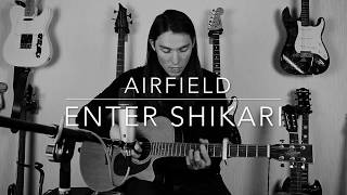 Airfield Enter Shikari Cover WITH TAB