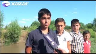 İmişlidə maraqlı olay: Kanalda çoxlu sayda pasport tapıldı