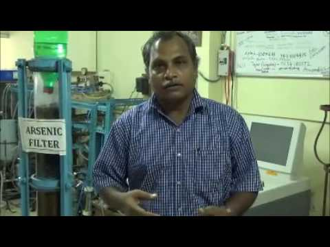 IChemE Awards 2016 Finalist - 'Cost effective arsenic filter', Indian IoT Kharagpur, India