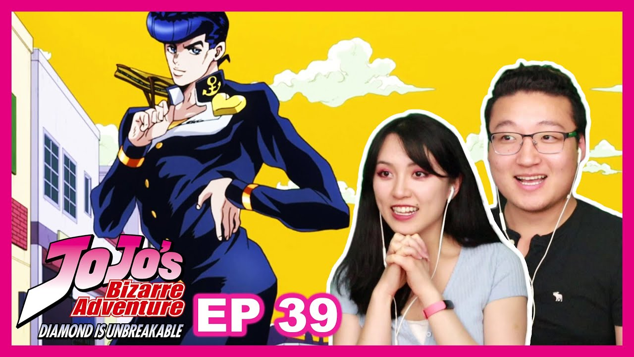THE END OF KIRA | Jojo's Bizarre Adventure Reaction Part 4 Episode 39 / 3x39