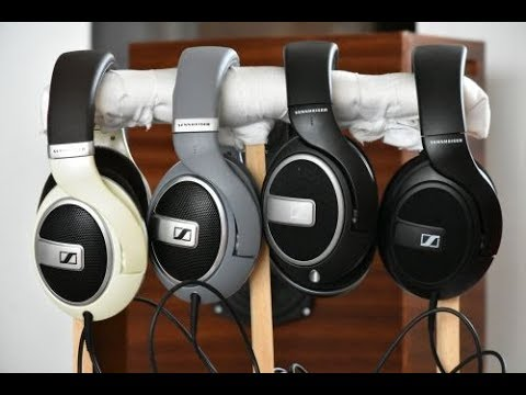 3f23f715a9e Sennheiser HD559, HD569, HD579 and HD599: review - YouTube