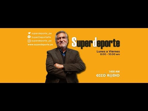 Superdeporte Martes 08-08-17
