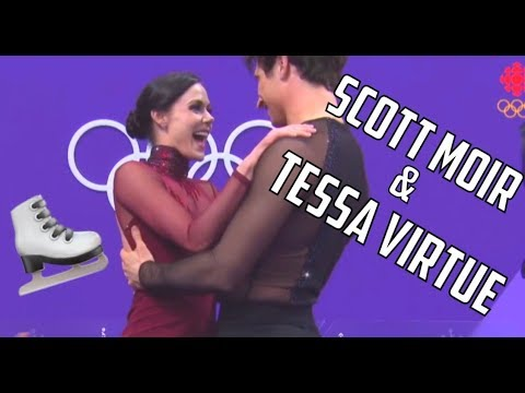 Tessa Virtue and Scott Moir || What I Wouldn't Do ♡