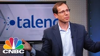 Talend CEO: Making Big Data Easy | Mad Money | CNBC