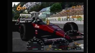 Gran Turismo 3 100% Speedrun 39 - Arcade Mode/100%