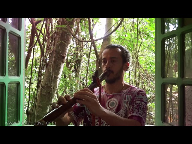 Native Flute And improvisation