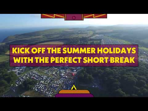 Camp Bestival: The Perfect Short Break