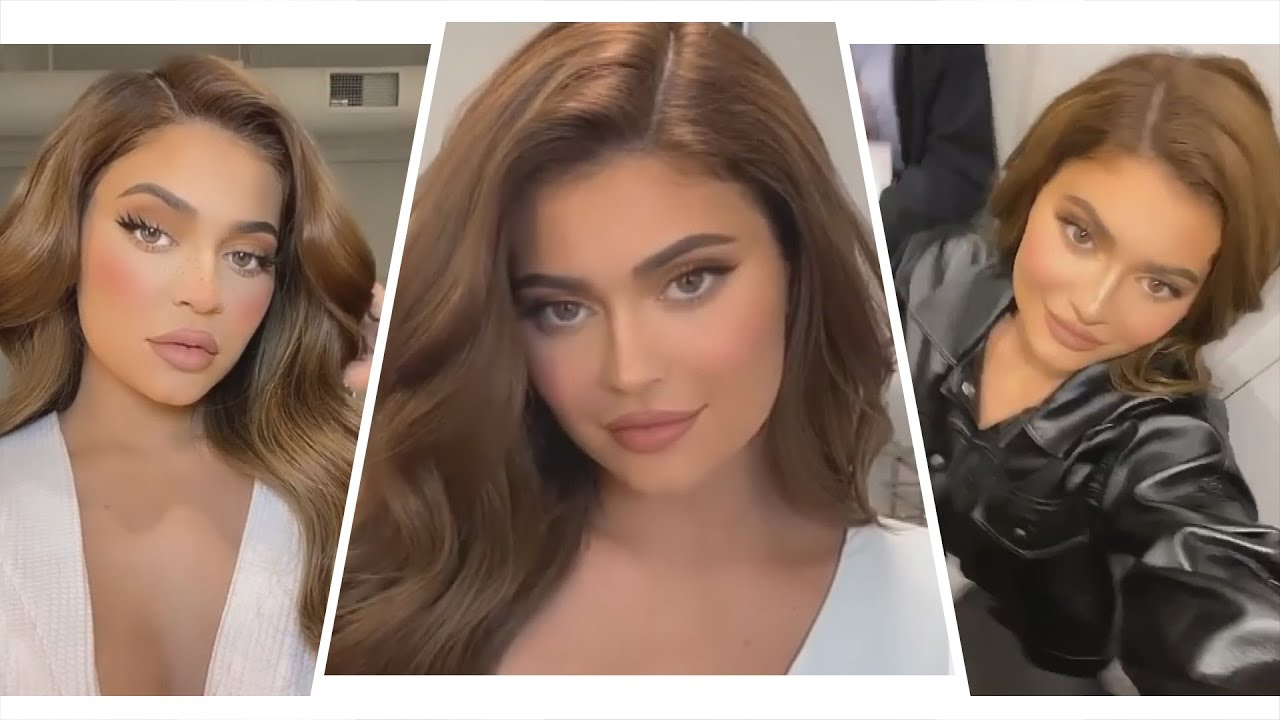 Kylie Jenner's Sisters REACT to Her Surprising New Hair!