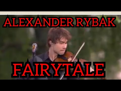 Alexander Rybak | Fairytale | Best Eurovision Song In History | Reaction
