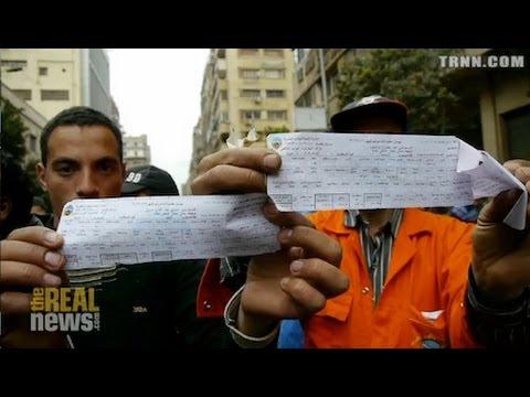The Egyptian Revolution and Neo-Liberal Economics
