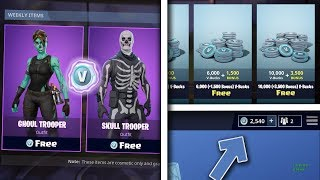 HOW TO GET V-BUCKS FOR FREE AND GEMS GRATIS 2018!! -FORTNITE AND CLASH ROYALE