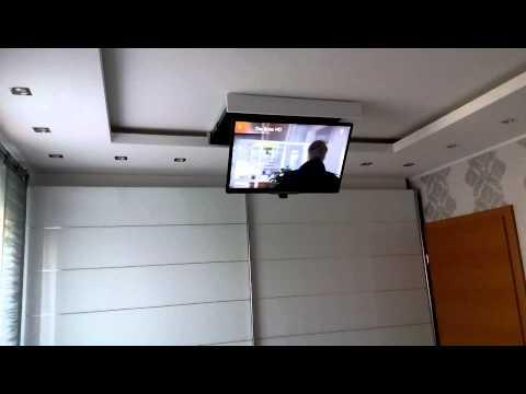 elektrisch-klappbarer-decken-tv/ТВ-из-потолка