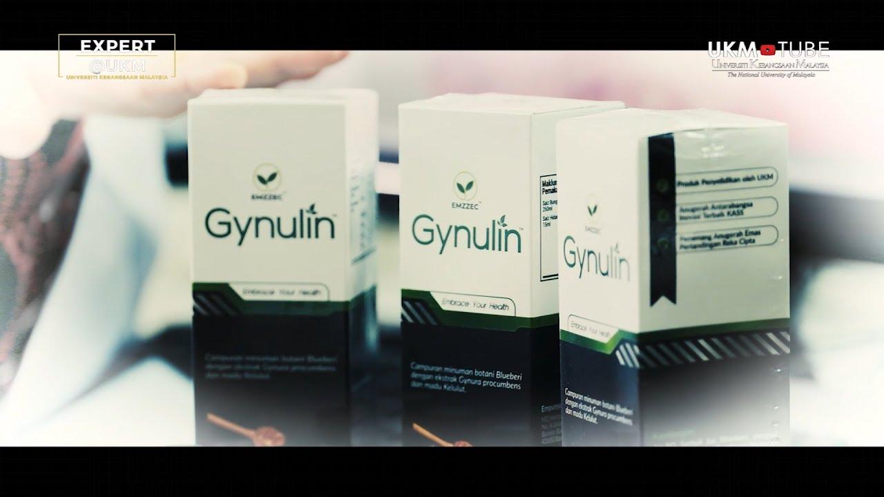 Gynulin: Minuman Herba Kesihatan Yang Dibuktikan Secara Saintifik