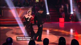 Dancing with stars 2011 Romeo & Chelsie Paso Doble