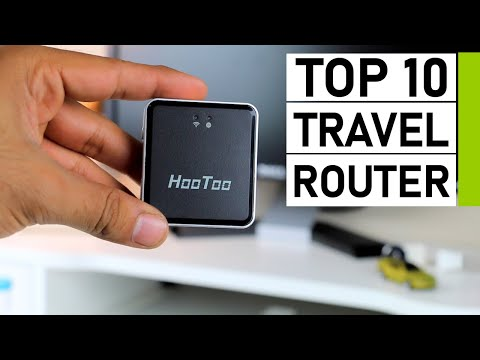 Top 10 Best Portable WIFI Router | Best Travel Routers