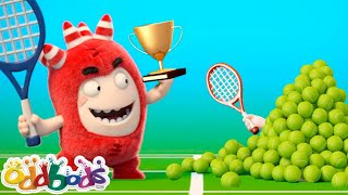 Oddbods Win Tournament With Unique Tricks | Cartoons for Children