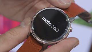 Обзор Moto 360 (2015) и Moto 360 Sport