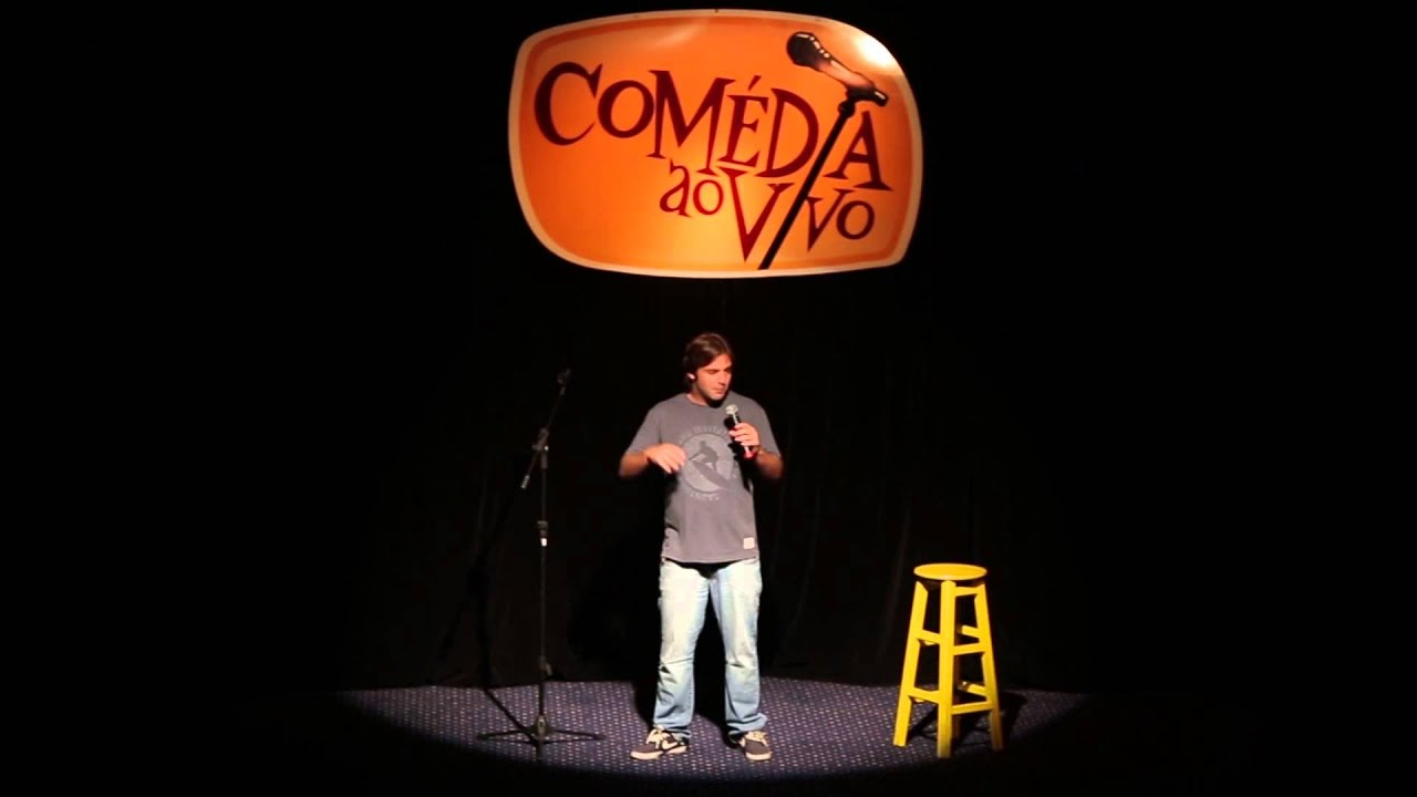 Fábio Rabin Stand up - Copa do Mundo