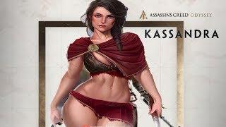 Кассандра-Богиня Войны