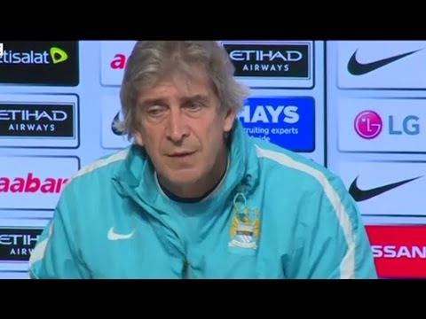 Manuel Pellegrini Confirms Manchester City Exit