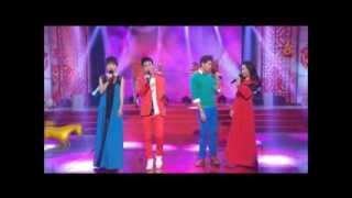 骏马奔腾喜迎春 - Romeo Tan, Rebecca Lim, Xu Bin, Sora Ma