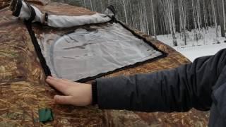 Универсальная палатка БЕРЕГ УП-2  (10 мм)