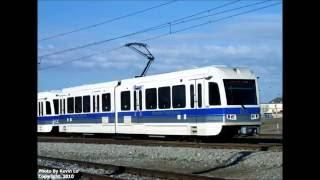Edmonton LRT Door Chimes