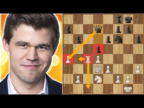 Carlsen Crushes Nakamura While Making a Sandwich - Chess.com Speedchess Championship Finals