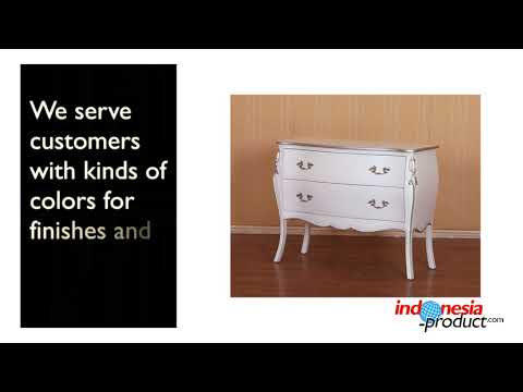 High Quality Antique Reproduction & French Style Furniture Exporter | Indonesia Product
