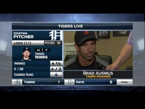 Tigers LIVE Postgame 4.20.17: Brad Ausmus