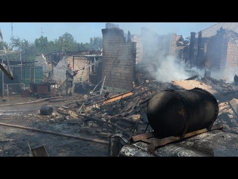 """Rusia: """"En Ucrania Se Ataca A Civiles Con Armas Prohibidas"""""""