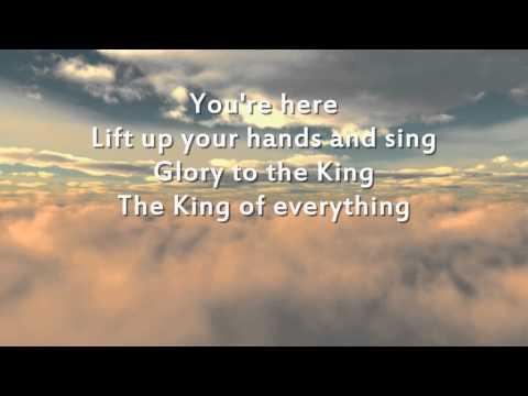 Peter Furler - Glory to the King