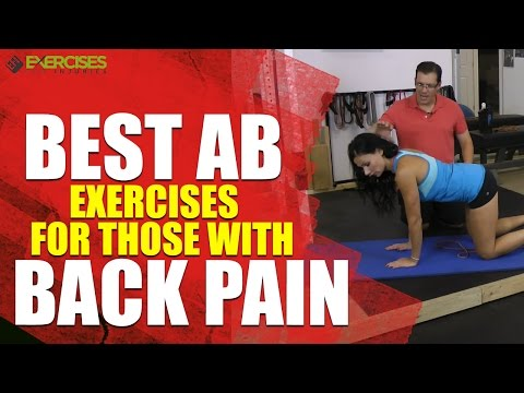 hqdefault - Abdominal Exercises For People With Back Pain